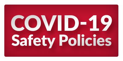 covid policy button
